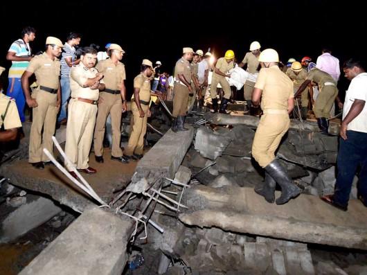 Indie - Katastrofa budowlana