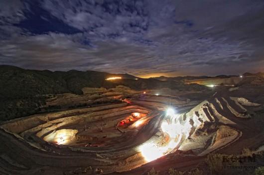 KGHM, Sierra Gorda - Chile 2