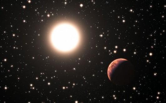 Planeta i gwiazda