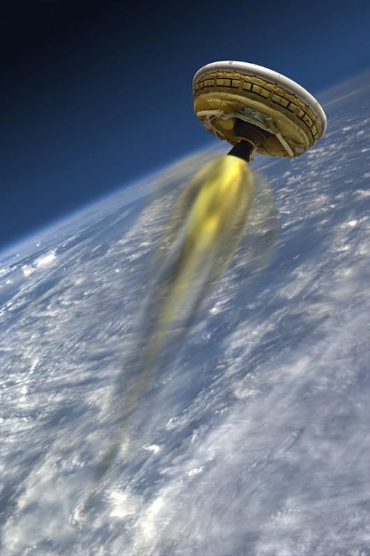 Pojazd kosmiczny stworzony przez NASA
