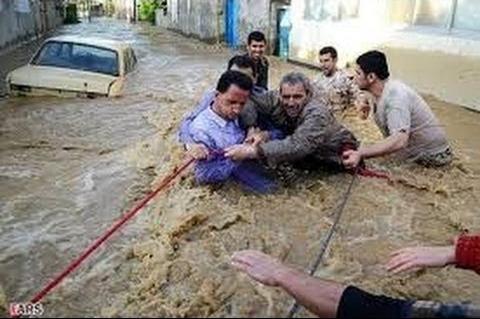 Powódź w Afganistanie 1