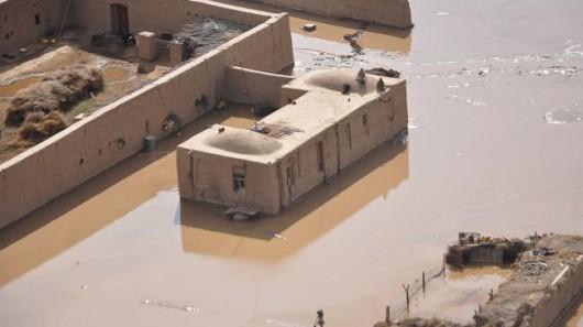 Powódź w Afganistanie 2