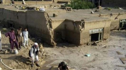 Powódź w Afganistanie 3