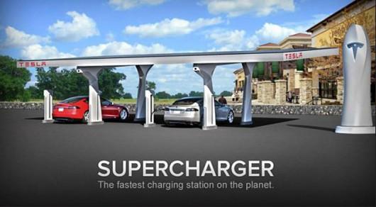 Stacja Tesla