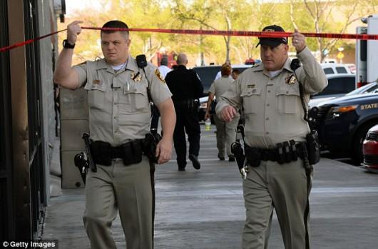 USA - Strzelanina w Las Vegas, zginęło 5 osób