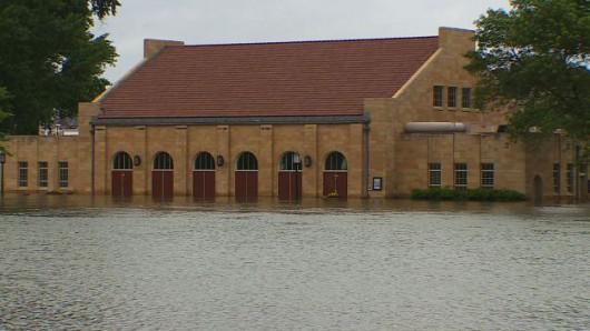 USA - USA - Rekordowe ulewy w Minnesocie 1