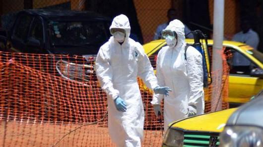 Wirus Ebola - Gwinea
