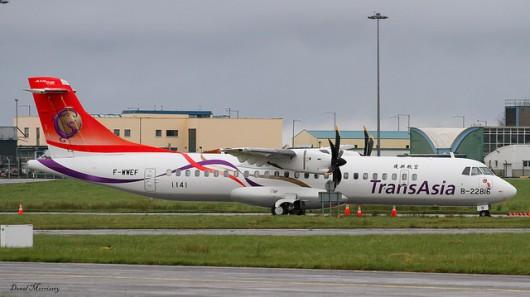 ATR72 - TransAsia