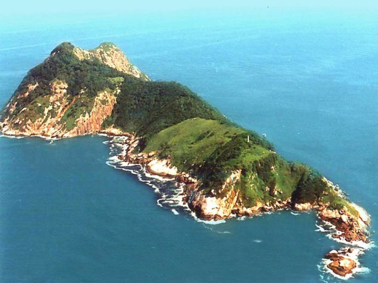 Ilha da Queimada Grande, Brazylia