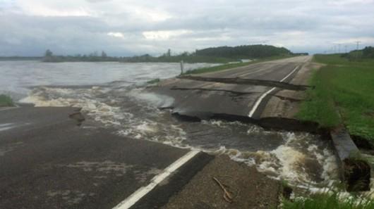 Kanada - Stan wyjątkowy z powodu powodzi został ogłoszony w 90 miastach 1