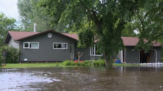 Kanada - Stan wyjątkowy z powodu powodzi został ogłoszony w 90 miastach 4