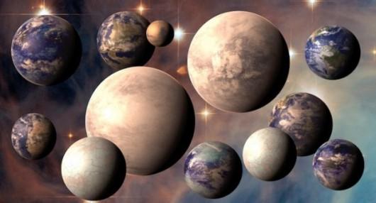 Planety pozasłomeczne podobne do Ziemi