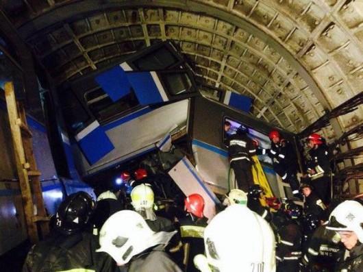 Rosja - Katastrofa z moskiewskim metrze 2