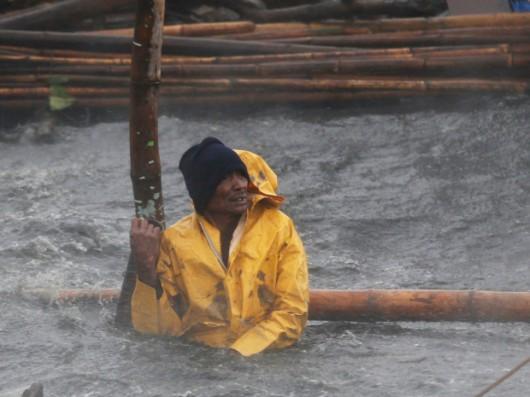 Tajfun Rammasun na Filipinach
