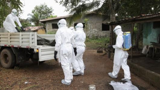 Afryka - Wirus Ebola