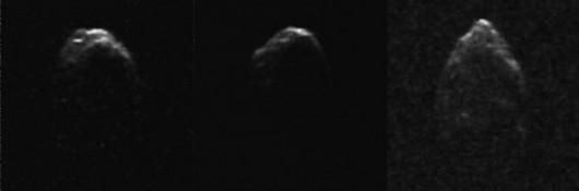 Asteroida 1950 DA - 2