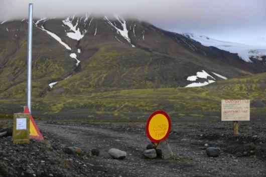 Bárðarbunga - Islandia