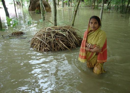 Bangladesz - Powódź 3