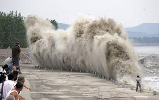 Chiny - Rzeka Qiantang