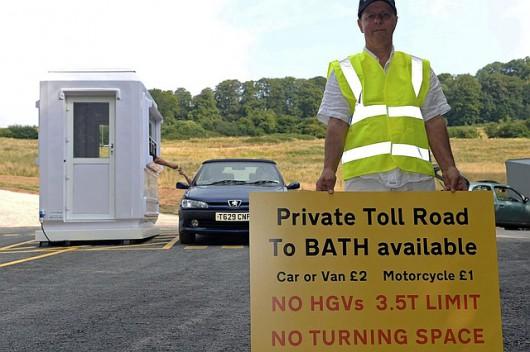 Droga prywatna - UK