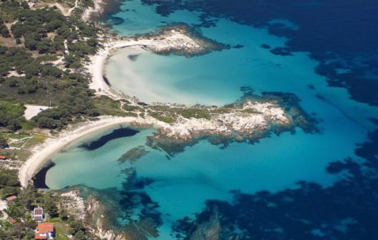 Grecja - Półwysep Chalcydycki