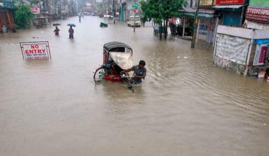 Indie - Monsunowe deszcze