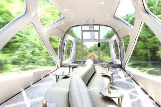 Japonia - W 2017 roku zacznie kursować wyjątkowo luksusowy pociąg 1