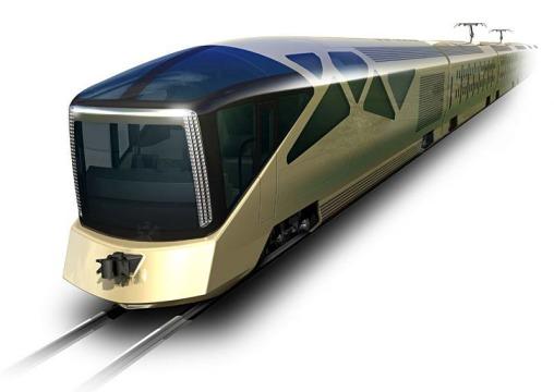 Japonia - W 2017 roku zacznie kursować wyjątkowo luksusowy pociąg 4