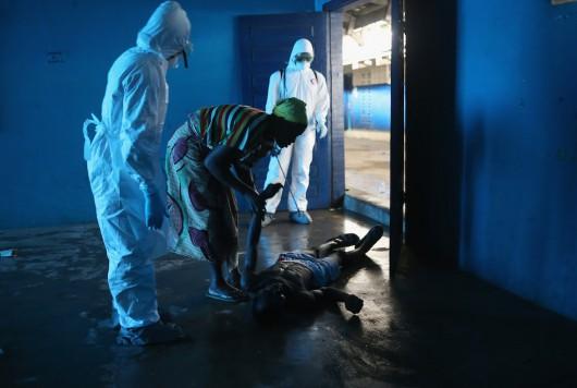 Ebola John Moore