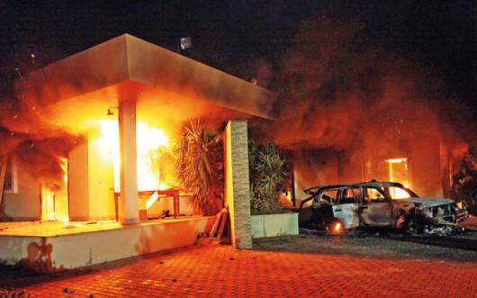 Libia - Setki zabitych, anarchia na ulicach 2