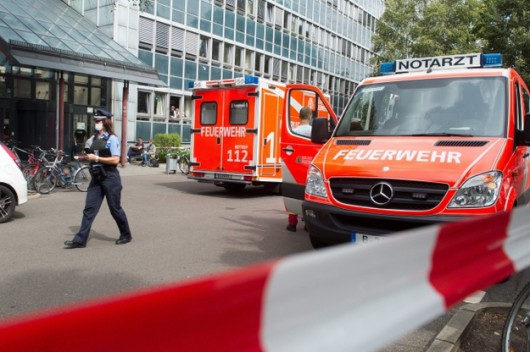 Niemcy - Berlińska klinika Charite