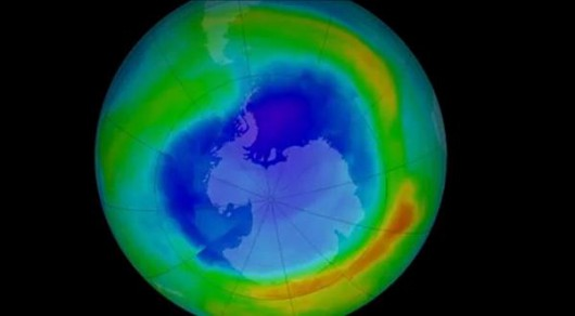Ozon w atmosferze