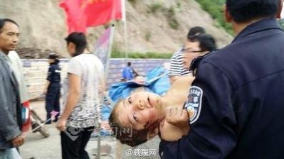 Rośnie liczba ofiar trzęsienia ziemi w Chinach 2