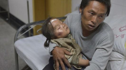 Rośnie liczba ofiar trzęsienia ziemi w Chinach