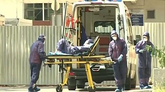 Rumunia - Wirus Ebola