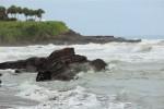 Sztorm - wyspa Bali - Indonezja