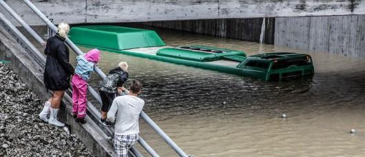 Szwecja - Deszcz w Malmö 2