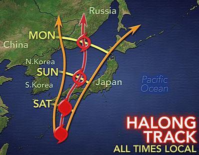 Tajfun Halong 4