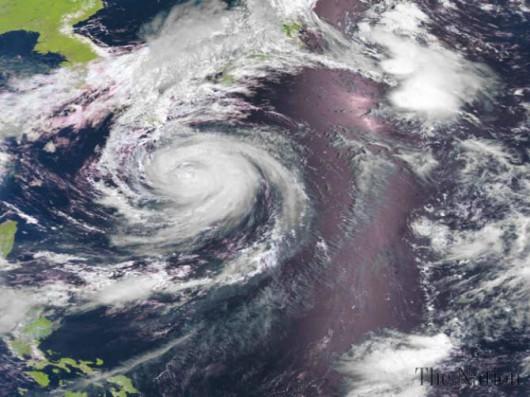 Tajfun Halong