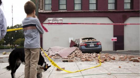 Trzęsienei ziemi - Kalifornia 3