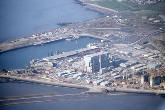 UK - Elektrownia atomowa Heysham 1