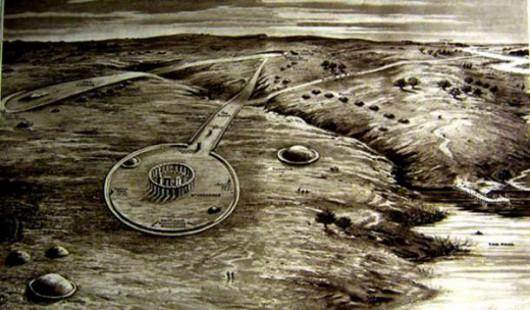 UK - Za pomocą georadaru odkryto 15 nowych kamiennych obiektów pod Stonehenge