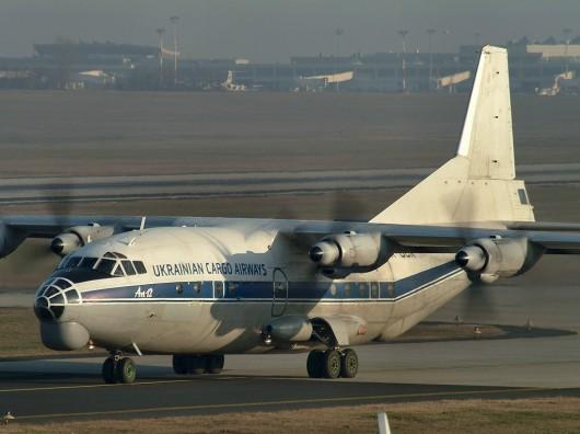 Ukraiński Antonov-12