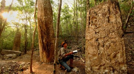 W meksykańskiej dżungli odkryto dwa miasta Majów 2