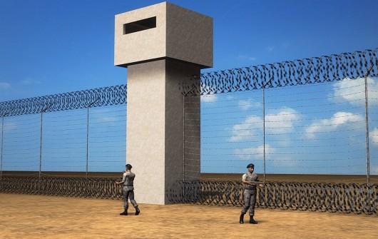 Arabia Saudyjska odgradza się od Iraku murem o długości 900 km