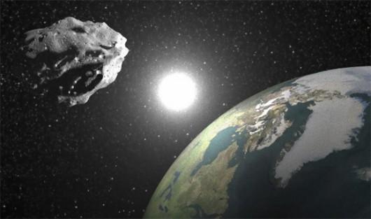 Asteroida minęła Ziemię