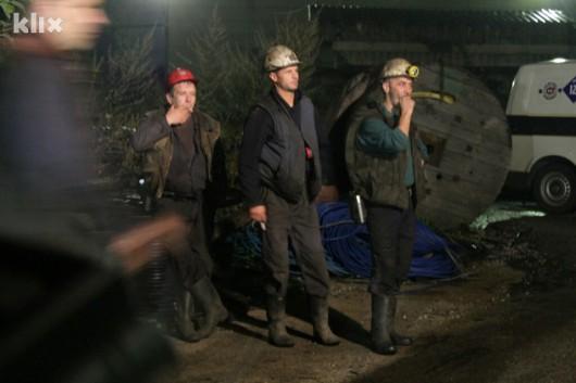 Bośnia i Hercegowina - W kopalni węgla uwięzionych zostało 34 górników na głębokości 500 metrów pod ziemią