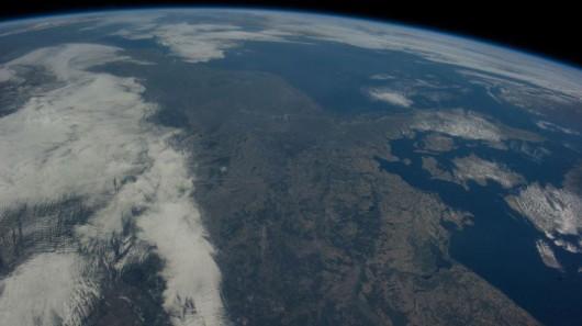 Chmury falowe nad Polską, Danią i Niemcami