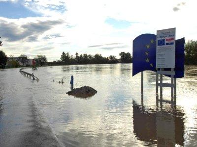 Chorwacja - Z powodu dużych opadów deszcze wprowadzono stan wyjątkowy 1