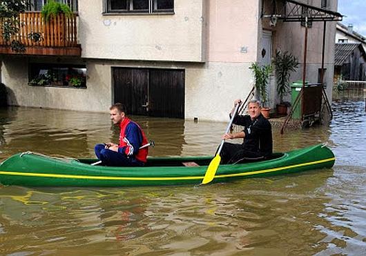 Chorwacja - Z powodu dużych opadów deszcze wprowadzono stan wyjątkowy 3